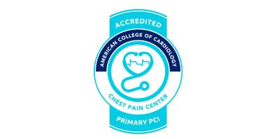 American College of Cardiology Chest Pain Center